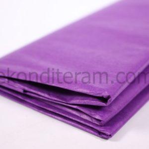 фиолетовая бумага для упаковки