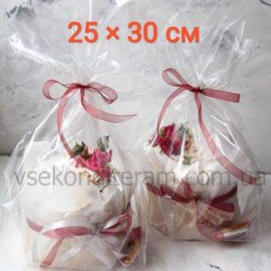 пакет полипропиленовый 25х30 см