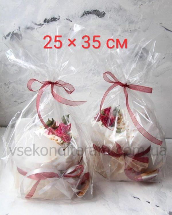 пакет полипропиленовый для упаковки сладостей