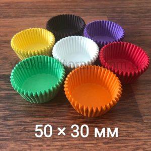 бумажные тарталетки для выпечки кексов