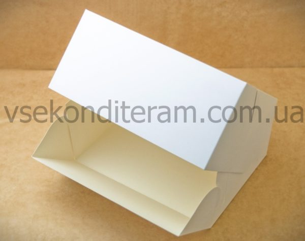 коробка для кондитерских изделий