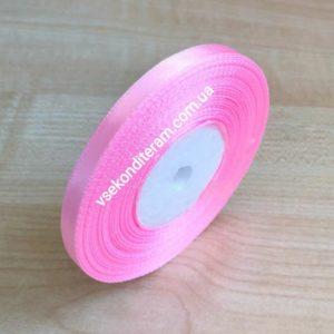лента атласная 6мм светло розовая