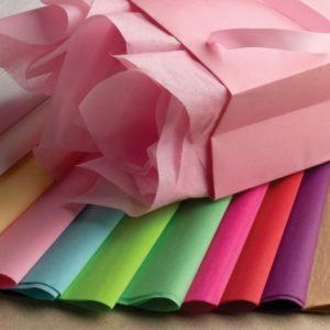 бумага тишью (папирусная) для упаковки
