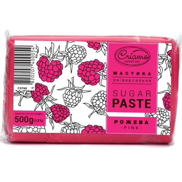 мастика универсальная розовая