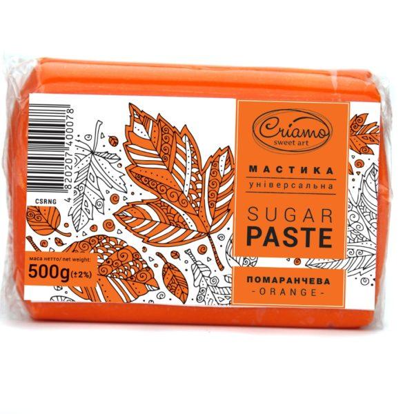 мастика универсальная оранжевая