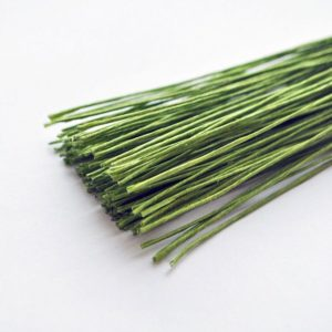 Проволока флористическая и тейп лента